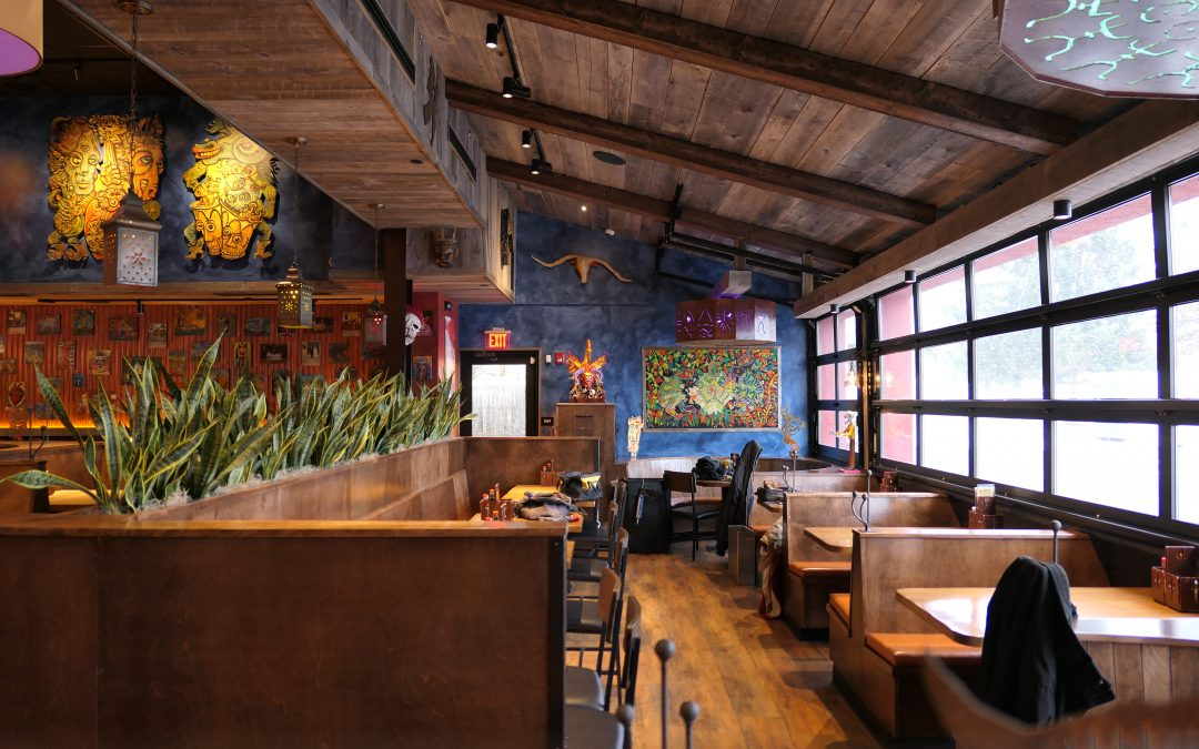 Mad Mex Waterworks Now Open!